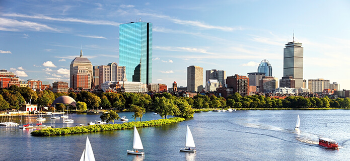 5. Boston (Estados Unidos)